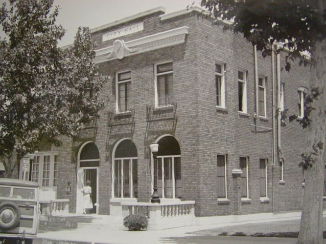 MPD Headquarters 209 North D Street 1963- 1978