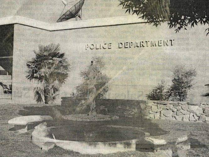 MPD Headquarters 203 W. 4th Street   1978-2006