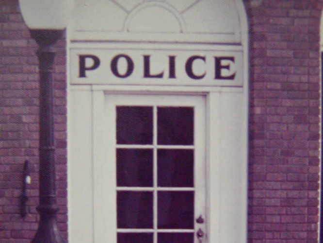 MPD Headquarters 209 North D Street 1963-1978