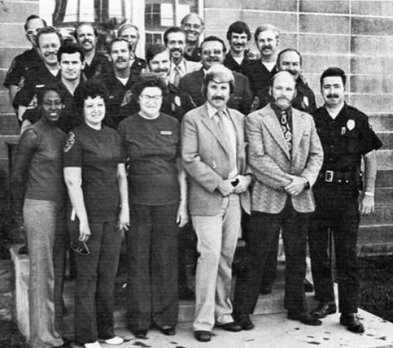 Madera Police Department 1976